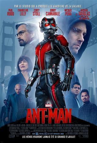 Ant-Man: L'Expérience IMAX 3D (Version Française)