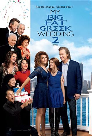 Assistir Casamento Grego 2