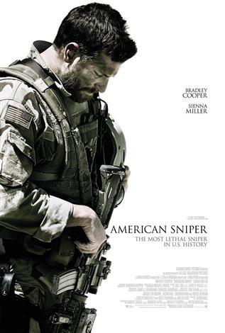American Sniper - The Event Screen