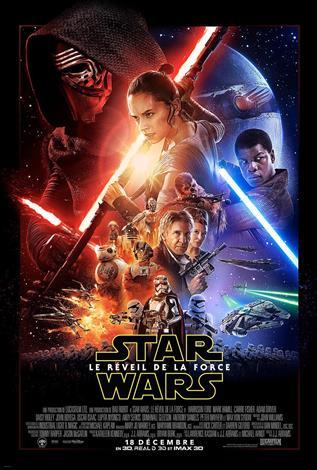 Star Wars : Le réveil de la force (Version française)