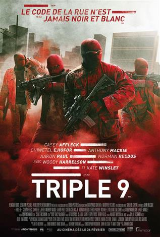 Triple 9 (Version Française)