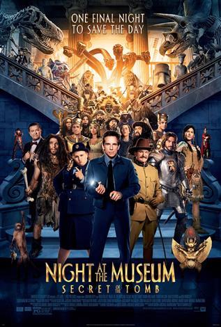 Une nuit au musée: Le secret du tombeau - Les films en famille