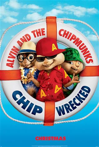 Alvin and the Chipmunks: Chipwrecked! - A Family Favourites Presentation