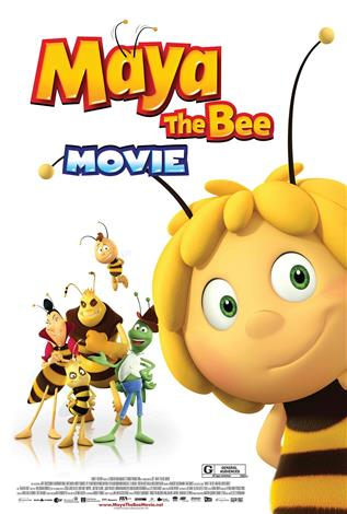 Maya the Bee Movie - A Family Favourites Presentation