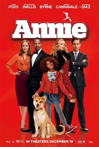 Annie - A Family Favourites Presentation