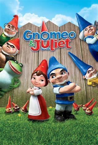Gnoméo et Juliette - Les films en famille