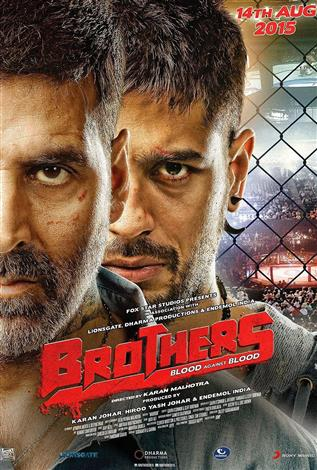 Brothers: Blood Against Blood (Hindi w/e.s.t.)