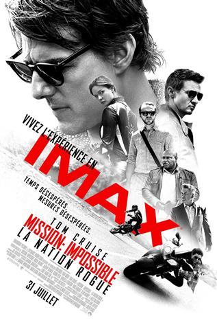 Mission : Impossible la nation Rogue L'Expérience IMAX (Version Française)
