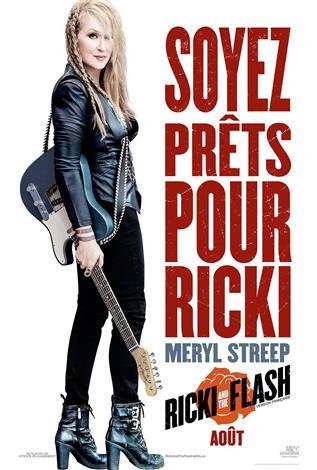 Ricki And The Flash (Version Française)
