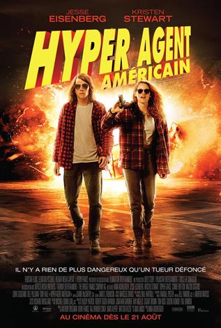 Hyper agent américain