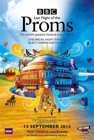Local scene bbc last night of the proms 2015 calgary for 11 stewart terrace macleod