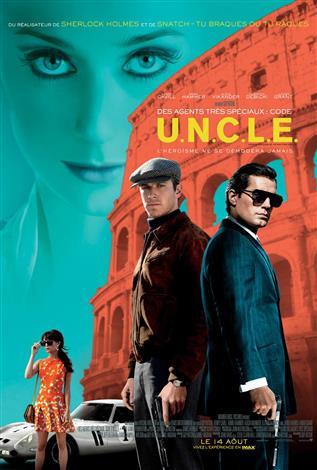 Des agents très spéciaux: Code U.N.C.L.E. - L'Expérience IMAX