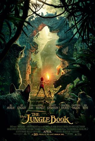 The Jungle Book: An IMAX 3D Experience®