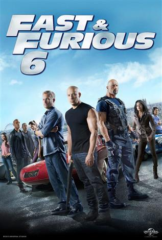 Fast & Furious 6 - Community Day