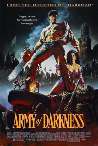 Army of Darkness - The Event Screen
