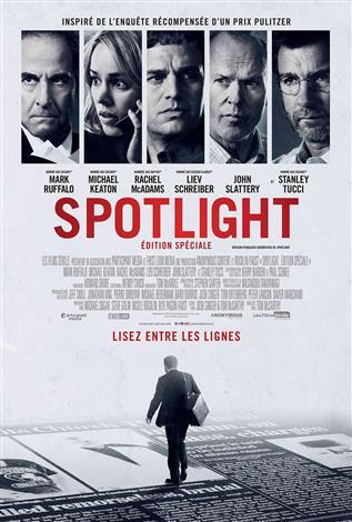 Spotlight : Édition spéciale (Version française)