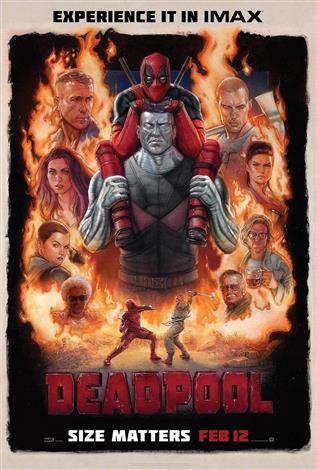 Deadpool: The IMAX Experience®
