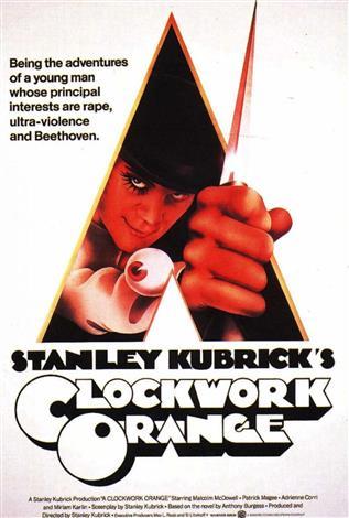A Clockwork Orange - The Event Screen