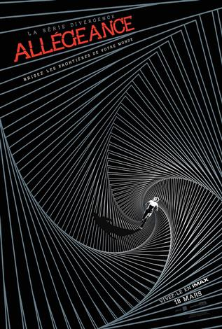 La série Divergence: Allégeance - L'Expérience IMAX (Version Française)
