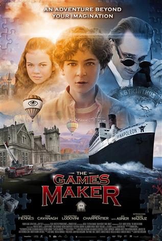 The Games Maker - A Family Favourites Presentation