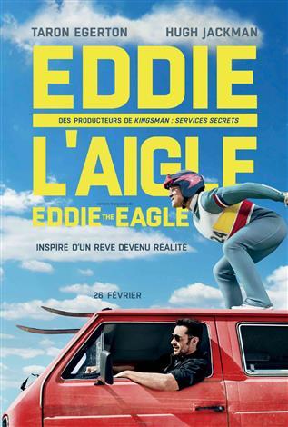 Eddie L'aigle (Version française)