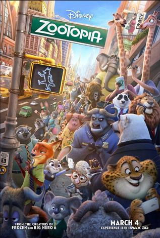 Zootopia: An IMAX 3D Experience®