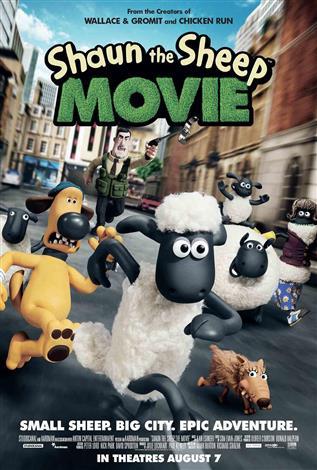 Shaun The Sheep Movie - Family Favourites: March Break