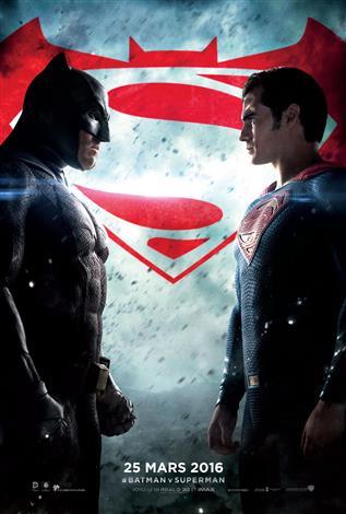 Batman vs Superman : L'aube de la justice - L'Expérience IMAX (Version Française)