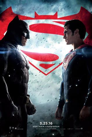 Batman V Superman: Dawn Of Justice - In 70mm