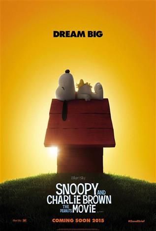 The Peanuts Movie - A Family Favourites Presentation