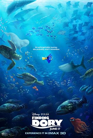 Finding Dory: An IMAX 3D Experience®