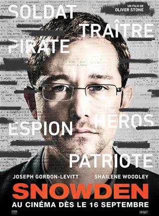 Snowden (Version française)