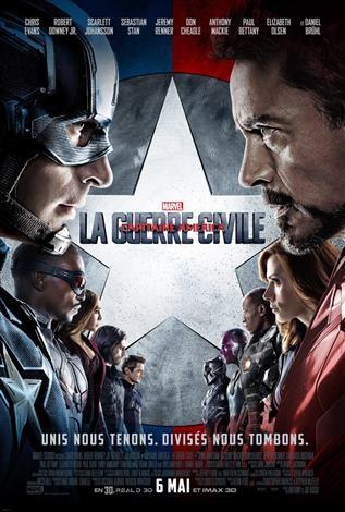 Capitaine America: La guerre civile - L'Expérience IMAX (Version Française)