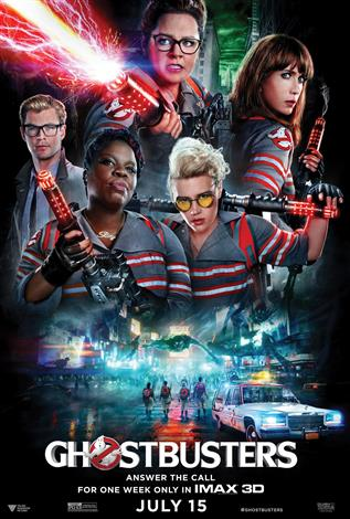 Ghostbusters: An IMAX 3D Experience®