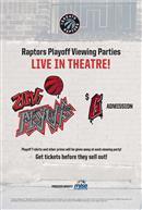 Raptors Playoffs Viewing Party: Round 3, Game 6