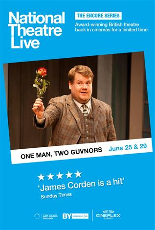 One Man, Two Guvnors - National Theatre Live ENCORE