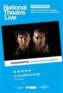 Frankenstein - Jonny Lee Miller as The Creature – National Theatre Live ENCORE