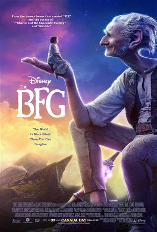 The BFG: An IMAX 3D Experience®