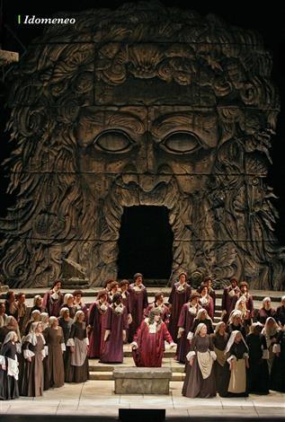 Idomeneo (Mozart) Italian w/ e.s.t. - Metropolitan Opera
