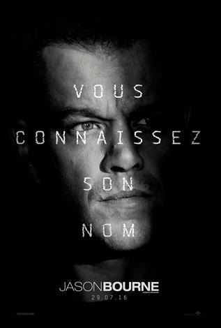 Jason Bourne (Version française)