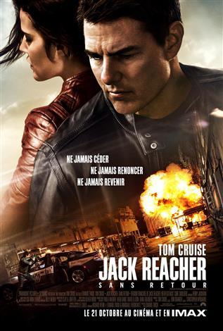 Jack Reacher : sans retour (Version française)