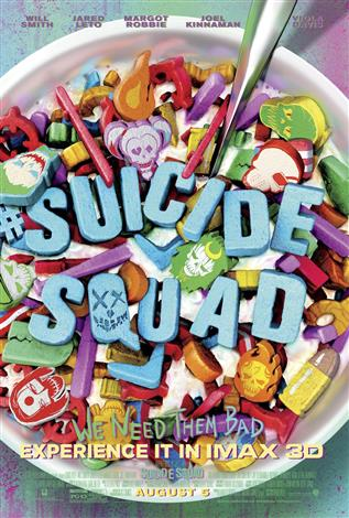 Suicide Squad: The IMAX Experience®