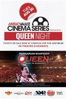 Queen Hungarian Rhapsody - A MusicVaultz Cinema Series Presentation
