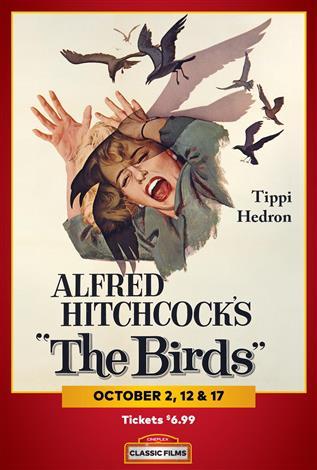 The Birds - A Classic Film Series Presentation