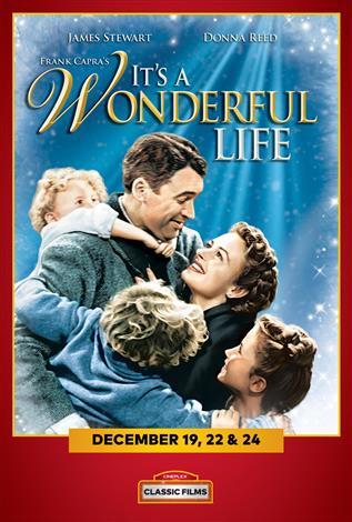 It's a Wonderful Life - A Classic Film Series Presentation
