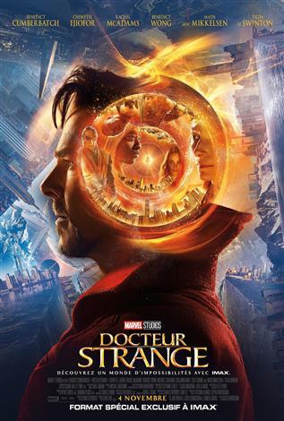 Docteur Strange: L'Expérience IMAX 3D (Version Française)