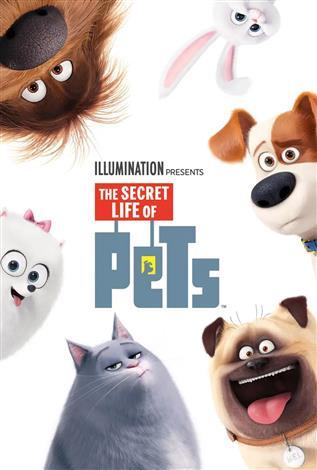 The Secret Life Of Pets - A Family Favourites Presentation (2016)