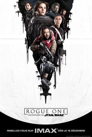 Rogue One - Une histoire de Star Wars (Version française) - L'Expérience IMAX 3D