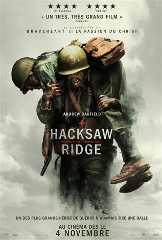 Hacksaw Ridge (Version française)