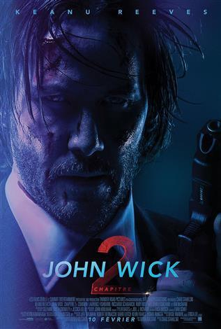 John Wick: Chapitre 2 (Version française)